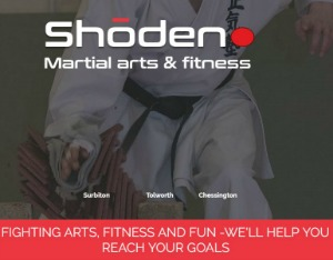 Shoden Martial Arts & Fitness