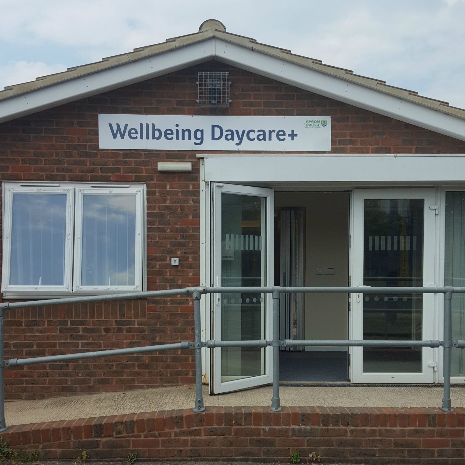 Epsom and Ewell Borough Council Wellbeing Daycare+ Centre