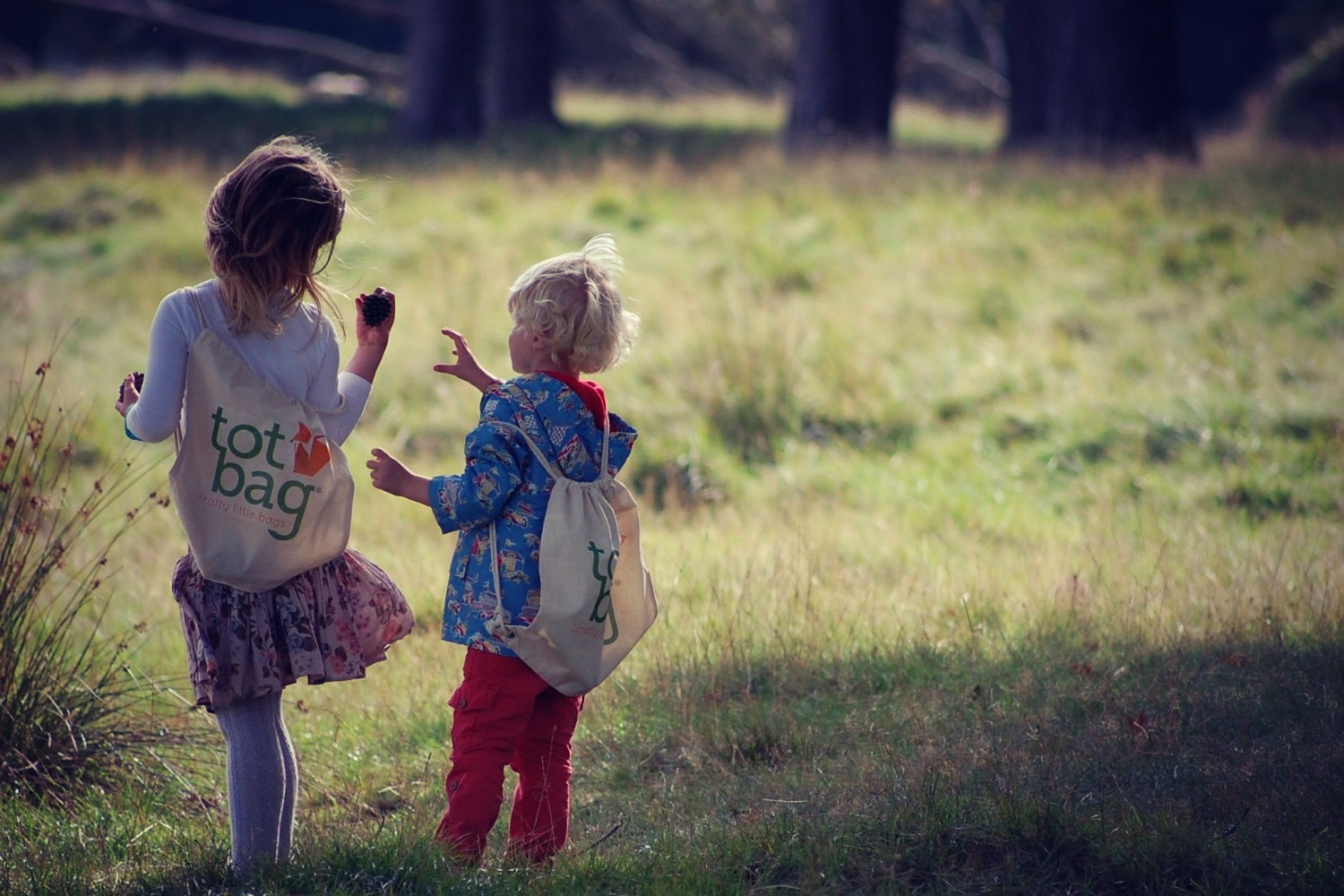 TOTBAG – A GREAT ACTIVITY FOR LITTLE EXPLORERS