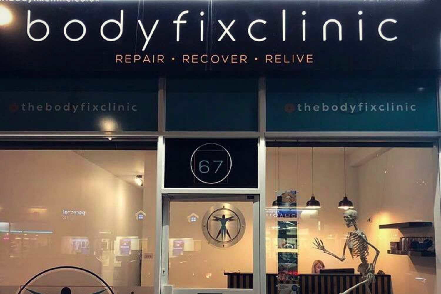 CRANIAL OSTEOPATHY AT THE BODYFIX CLINIC – STONELEIGH