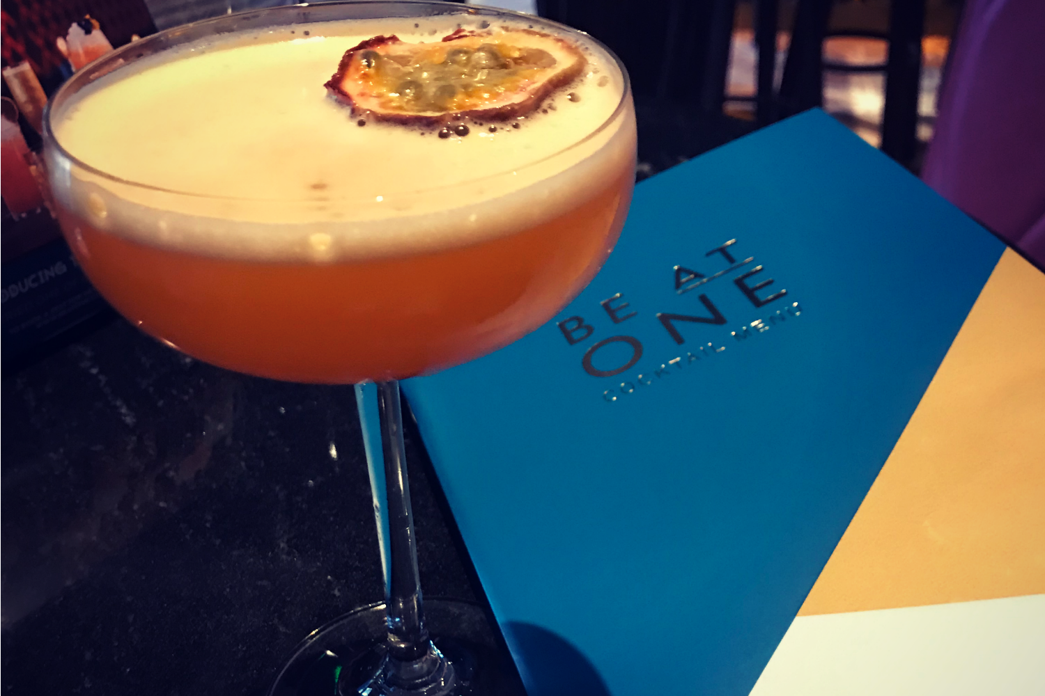 BE AT ONE BAR – EPSOM SQUARE