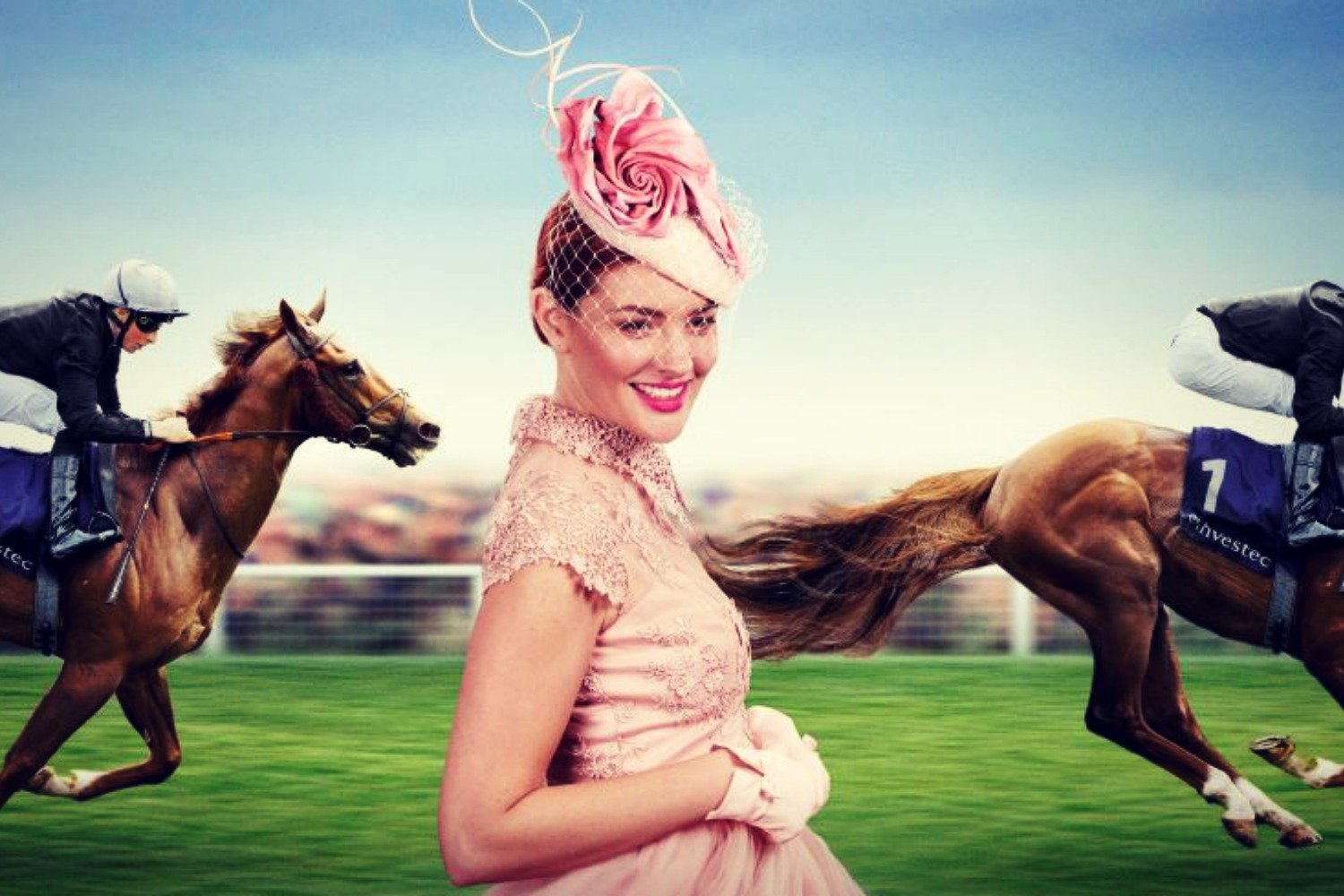 UP AND COMING EVENTS AT EPSOM RACECOURSE