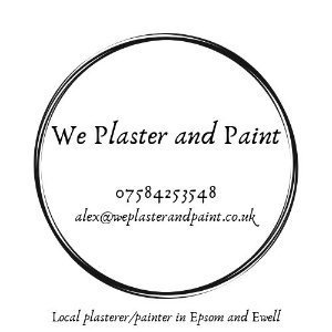 We Plaster and Paint