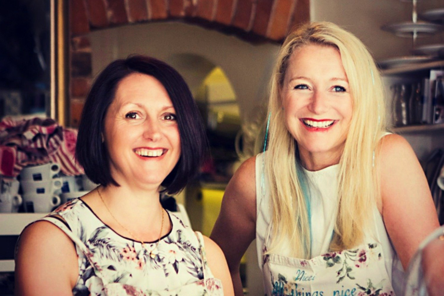 STAY POSITIVE – FACES BEHIND THE BUSINESS, ALL THINGS NICE!