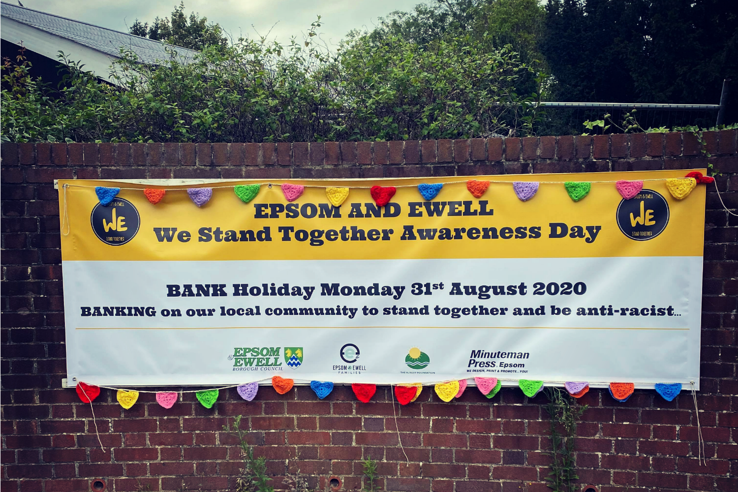 WHY WE SHOULD BE STANDING TOGETHER – EPSOM AND EWELL