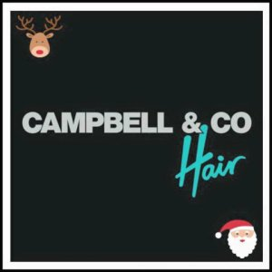 Campbell & Co Hair – Christmas Gift Vouchers.