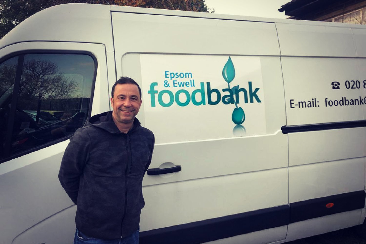 THE EPSOM AND EWELL FOODBANK NOT JUST FOR FOOD…