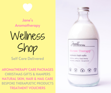Jane's Aromatherapy – Christmas Gift Hampers