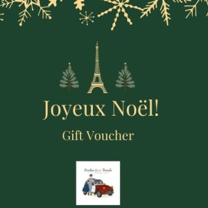 Pardon Your French – Christmas Vouchers