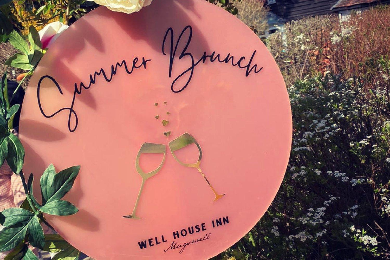 BOTTOMLESS PROSECCO BRUNCH @ THE WELL HOUSE INN…