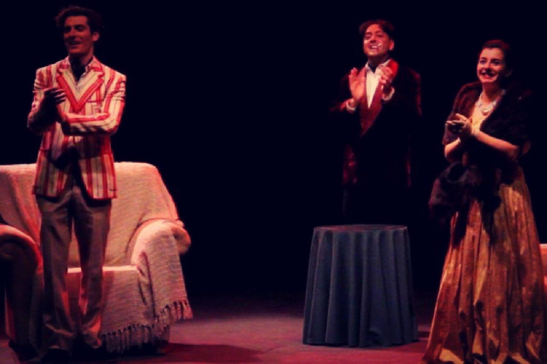 VENGEANCE: THE DEMISE OF OSCAR WILDE @ THE EPSOM PLAYHOUSE…
